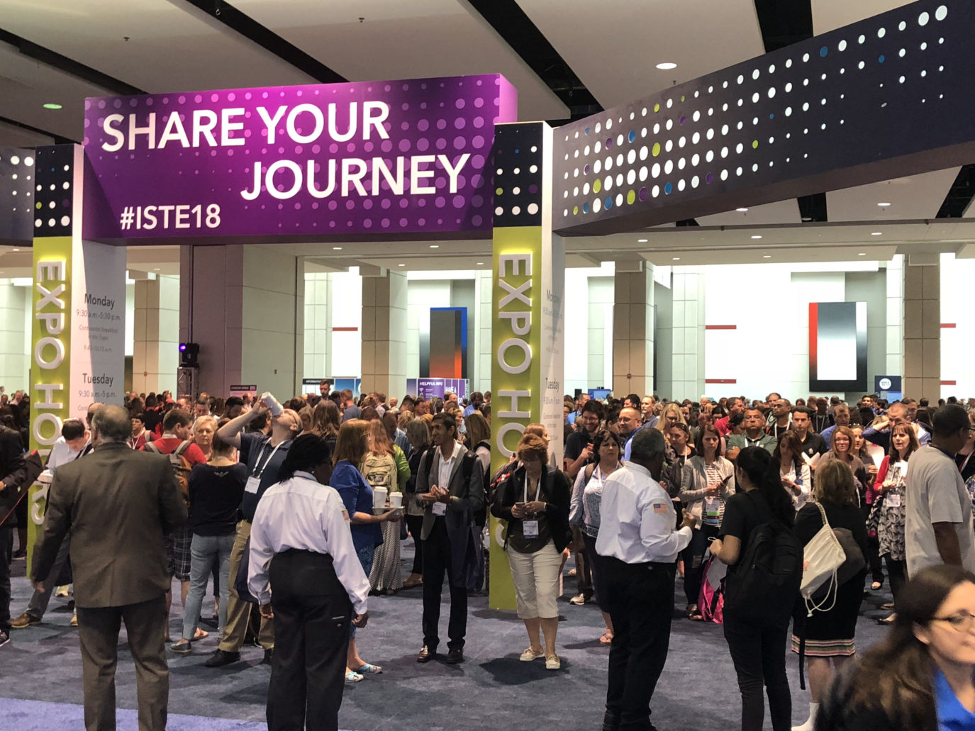 A Look Back at ISTE: Cool Tech, Hot Trends and Deep Dish