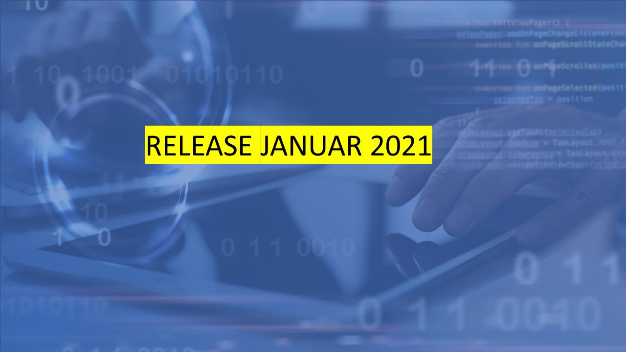 Release – vinter